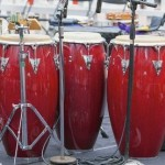 Love my conga drums!
